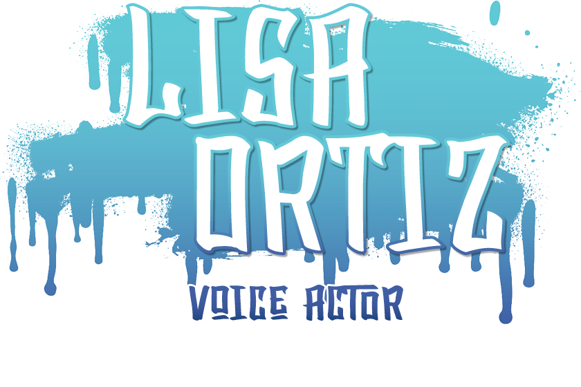 Lisa Ortiz Voice Actor